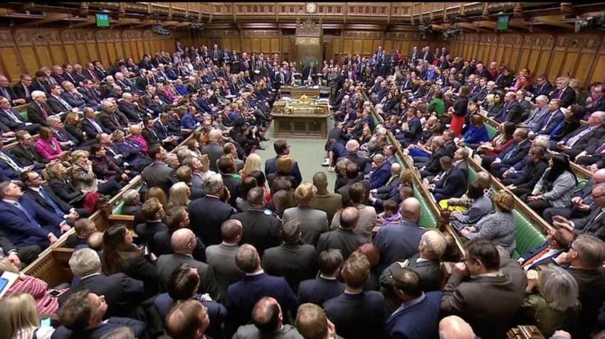 البرلمان البريطاني يجري اليوم حزمة التصويت الثانية لبدائل الخروج