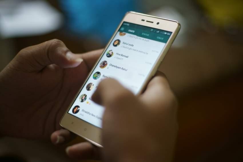 شرطة عجمان تلقي القبض على آسيوي ابتز فتاة عبر تطبيق واتساب