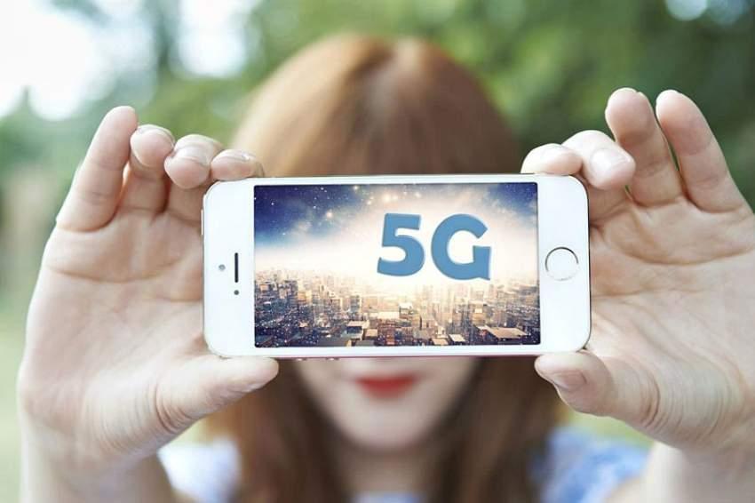 صناعة الإنتاج التلفزيوني قد تتغير مع تقنيات الجيل الخامس. (الرؤية)