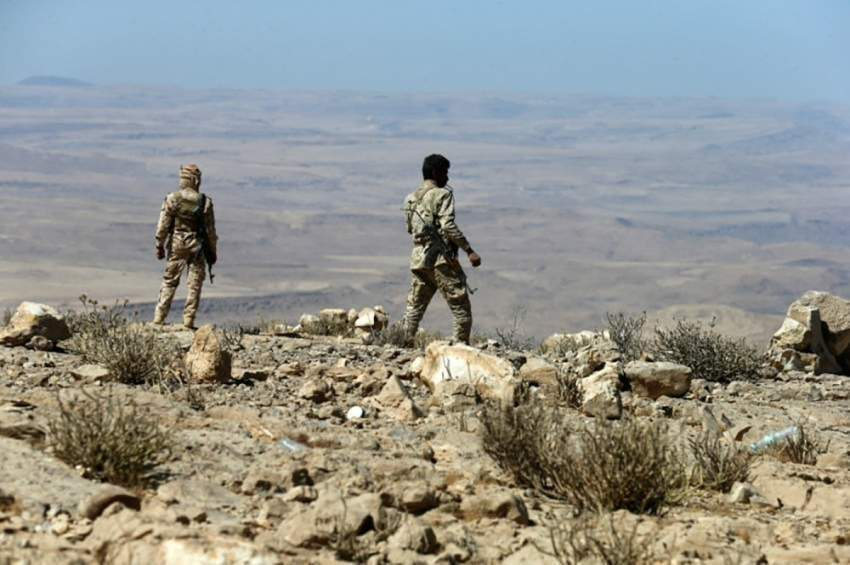 الجيش اليمني يحبط محاولة حوثية للتقدم إلى مناطق محررة في مديرية عبس بحجة