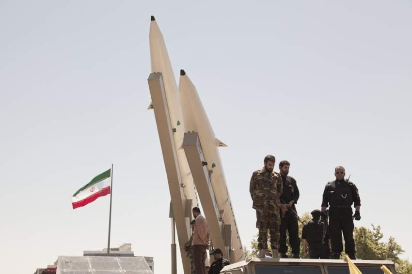 الحرس الثوري الإيراني على قائمة الإرهاب الأمريكية اليوم