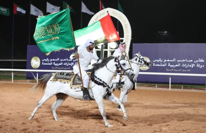 من فعاليات النسخة الماضية في ميدان الأمير سلطان بن عبدالعزيز بالرياض.(الرؤية)
