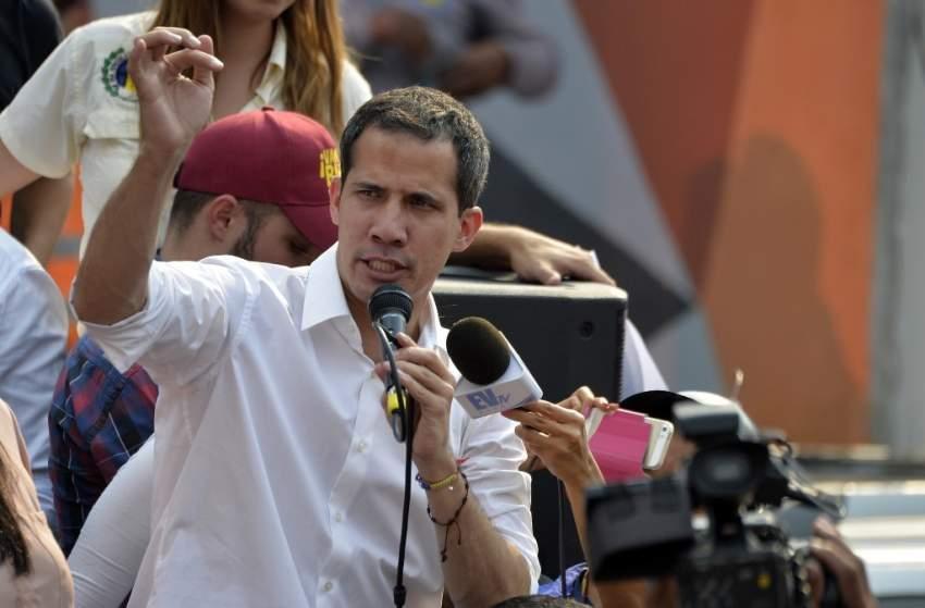 واشنطن تطلب من الأمم المتحدة الاعتراف بغوايدو رئيساً لفنزويلا