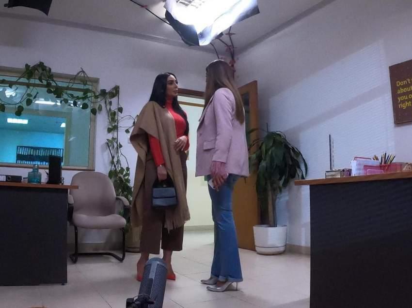 لقطة من مسلسل «حضن الشوك»