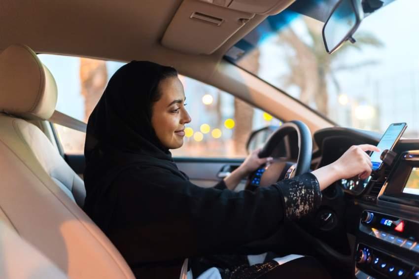 أوبر تطلق «خاصية تفضيل الراكبات» للسائقات في السعودية