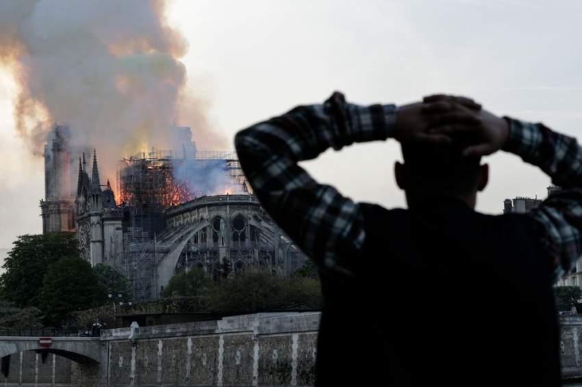 حالة من الصدمة يعيشها الشعب الفرنسي اليوم