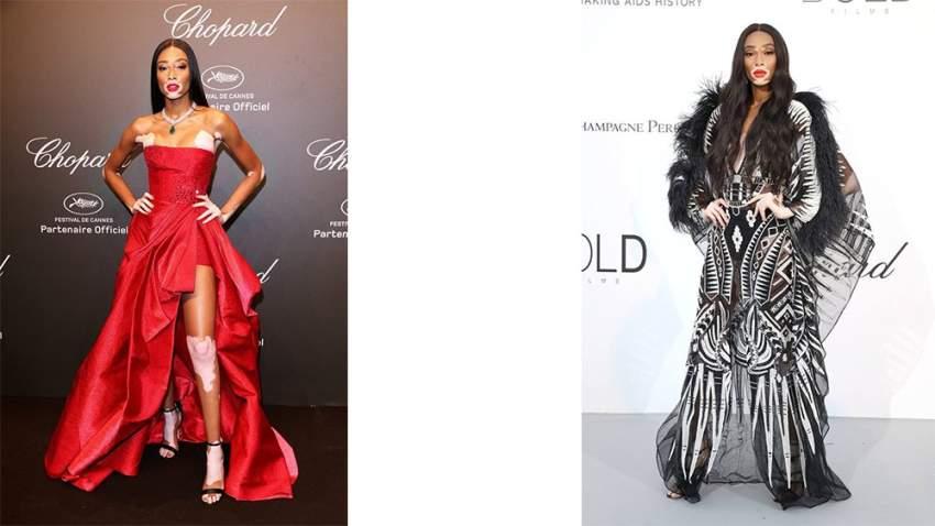 عارضة الأزياء ويني هارلو اختارت تصاميم زهير مراد في أكثر من مناسبة