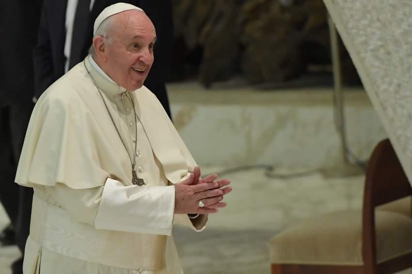 البابا يدعو إلى «حشد جهود الجميع» للمساهمة في إعادة بناء نوتردام