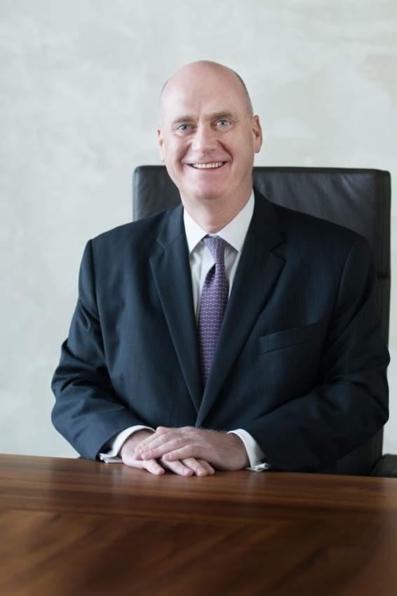 الرئيس التنفيذي للبنك التجاري الدولي، مارك روبنسون
