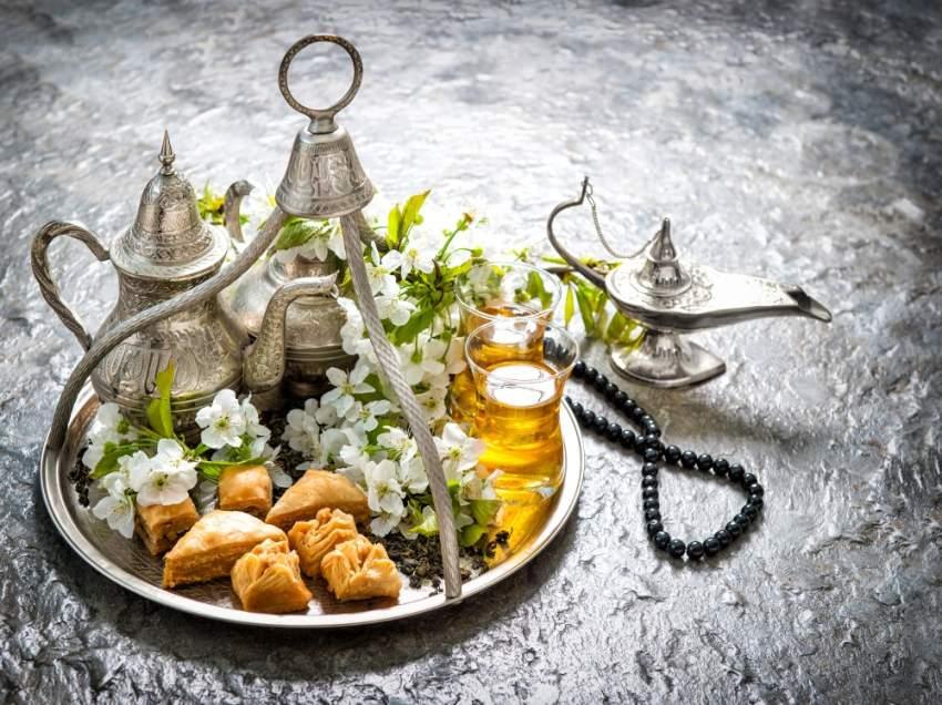 الصواني الشرقية تضيف لمسة مميزة على مائدة رمضان