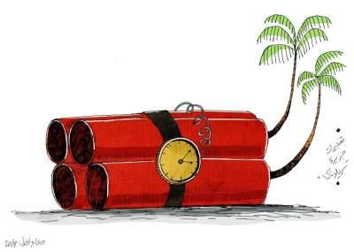 تفجيرات جزيرة سريلانكا
