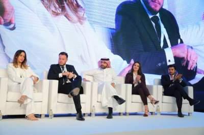 جانب من فعاليات المؤتمر السنوي لكبار الوسطاء العقاريين. (الرؤية)