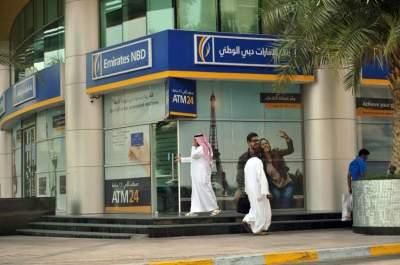 بنك دبي الأمارات الوطني - منطقة الوحدة - أبوظبي
