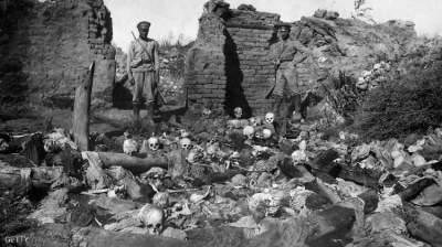 الهولوكوست العثماني .. جريمة «أجداد أردوغان» ضد الأرمن