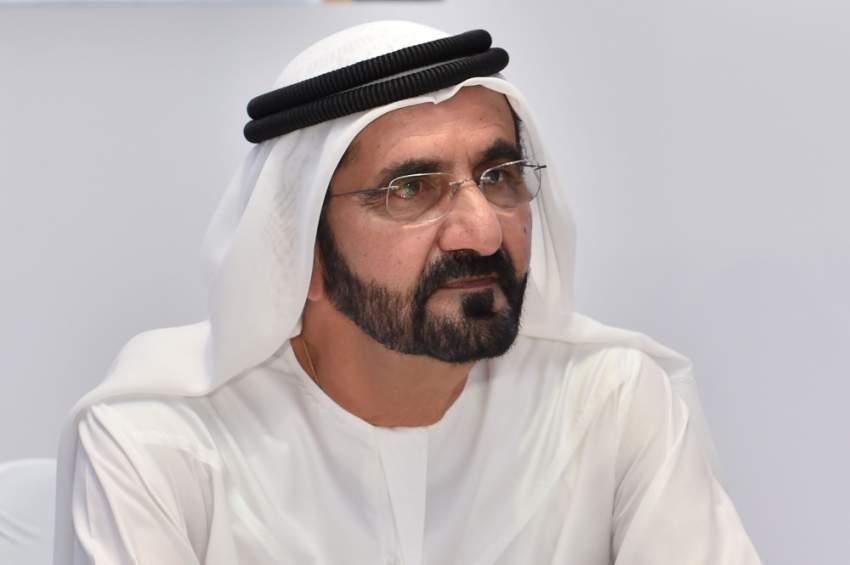 احب السمو الشيخ محمد بن راشد آل مكتوم