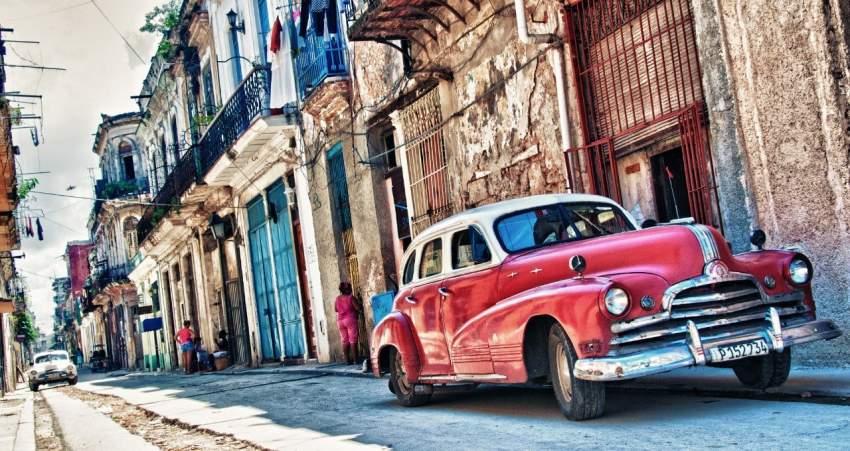 هافانا القديمة – كوبا
