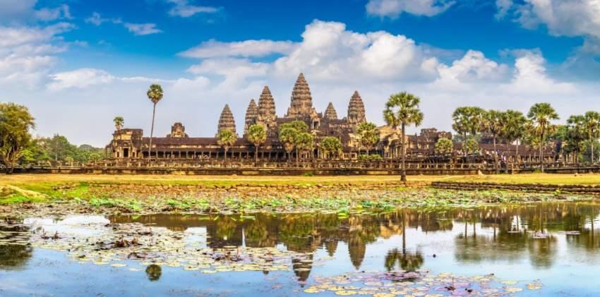 أنغكور وات – كمبوديا
