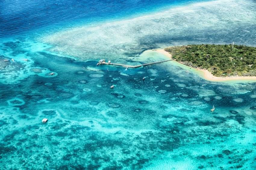 الحاجز المرجاني العظيم – أستراليا