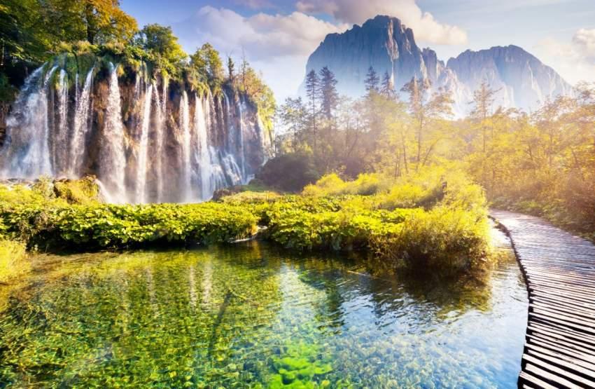 بحيرات بليتفيتش الوطنية – كرواتيا