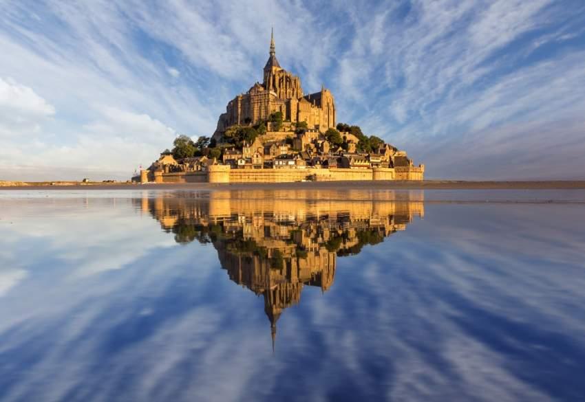 جبل القديس ميشيل – فرنسا
