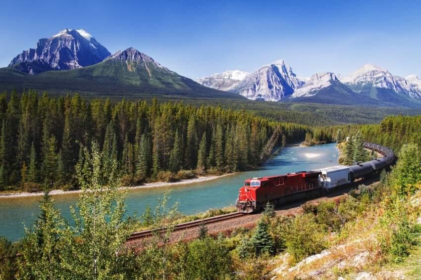 متنزهات جبل روكي – كندا