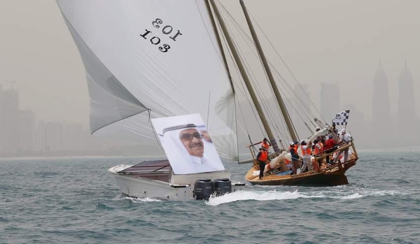 سباق القفال 29 ينطلق من صير بونعير غدا (الجمعة) باتجاه شواطئ دبي