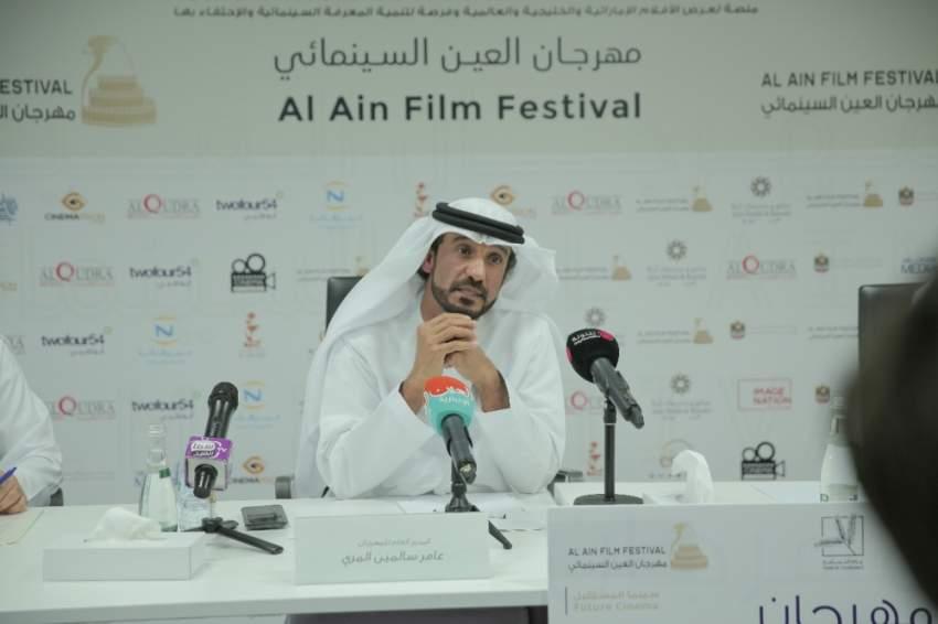 عامر سالمين: أفلام الدورة المقبلة تنتقل إلى الجماهير في المدن