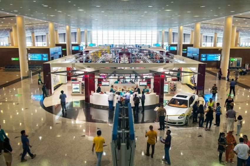 2.2 % انخفاض مسافري مطار دبي بسبب بوينغ ماكس - 737