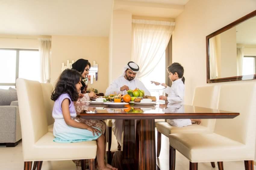 عادات وتقاليد المائدة الإماراتية في رمضان