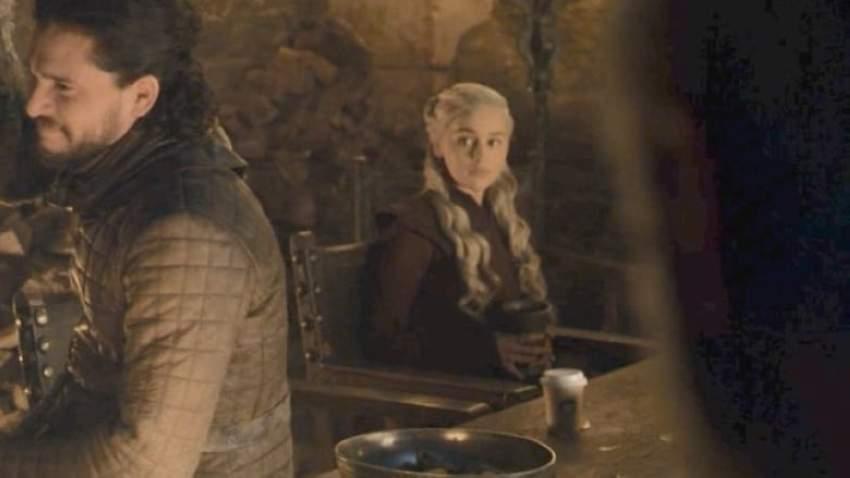 صراع العروش يعتذر لمشاهديه بسبب قهوة ستاربكس