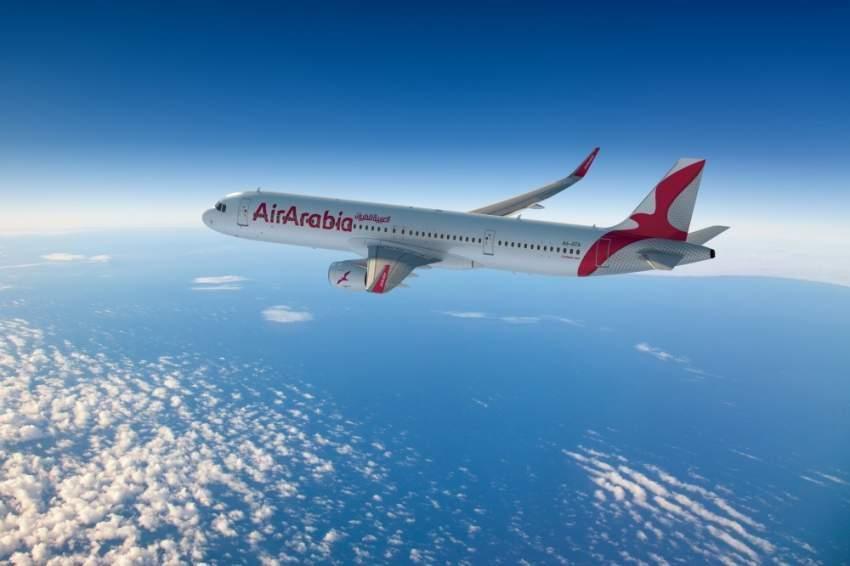 «العربية للطيران» تطلق رحلات مباشرة بين الشارقة  وتونس 4 يوليو