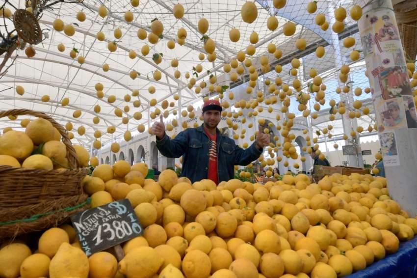 السوق المركزي في تونس