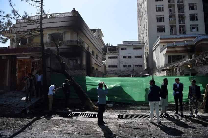 مقتل 5 أشخاص في هجوم بطائرة بدون طيار قرب الحدود الباكستانية الأفغانية
