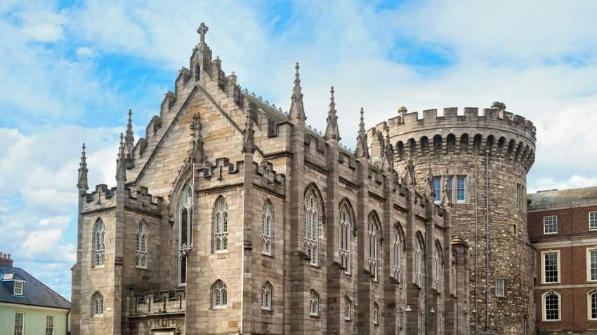 قلعة دبلن