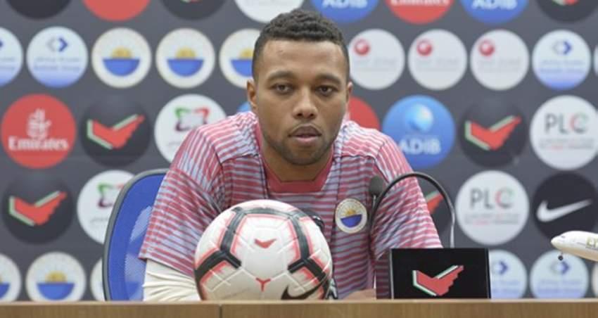 محمد ديدا لاعب الشارقة