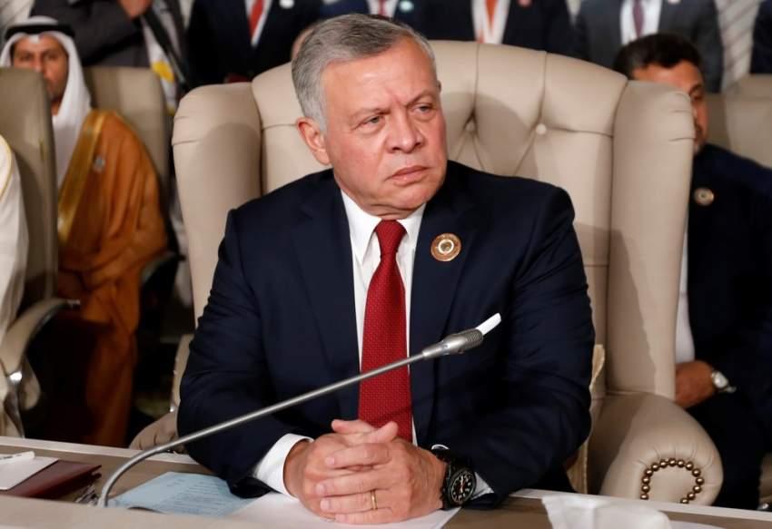 ملك الأردن يؤكد وقوف بلاده إلى جانب السعودية للحفاظ على أمنها واستقرارها