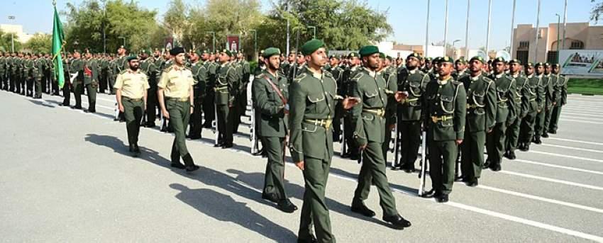 قواتنا المسلحة تحتفل بتخريج الدفعة