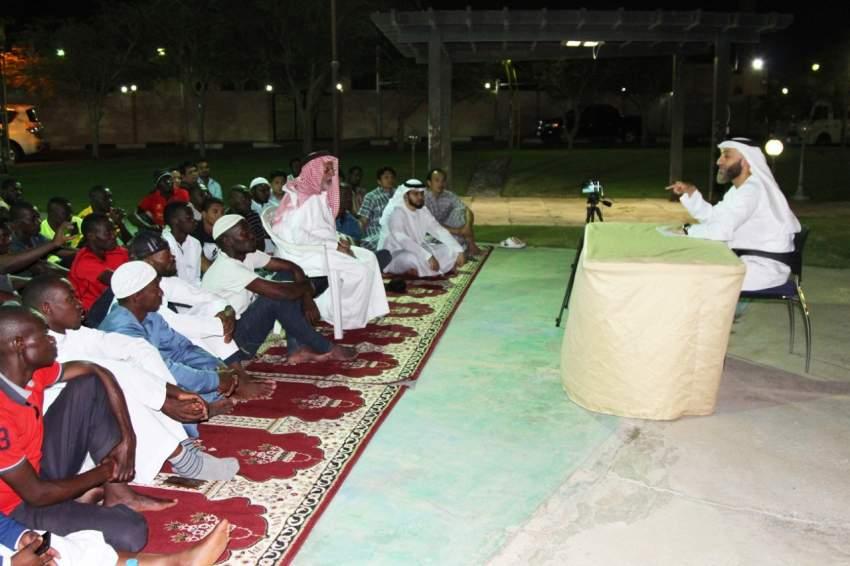 زايد للثقافة الإسلامية تنظم 17 محاضرة للمهتمين بالثقافة الإسلامية