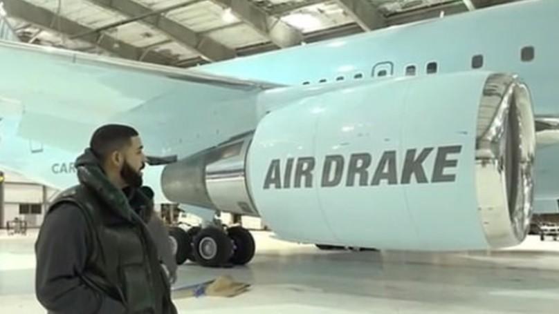طائرة دريك الخاصة