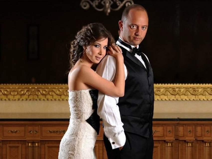 تزوجت طبيب الأسنان فادي في عام 2008