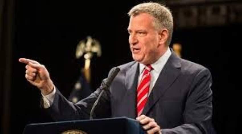 رئيس بلدية نيويورك يعلن ترشحه للانتخابات الرئاسية عام 2020