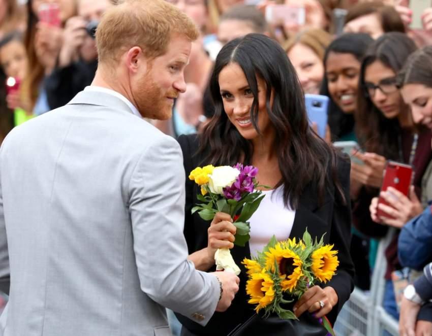تصادف اليوم الذكرى الأولى لزواج الأمير هاري وميغان ماركل