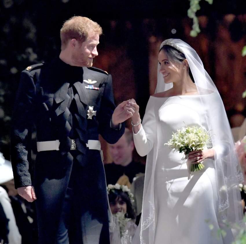 بدأ الزوجان الملكيان المواعدة في أكتوبر 2016