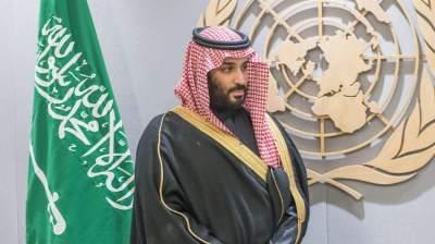 الأمير محمد بن سلمان بن عبدالعزيز ولي العهد نائب رئيس مجلس الوزراء وزير الدفاع السعودي