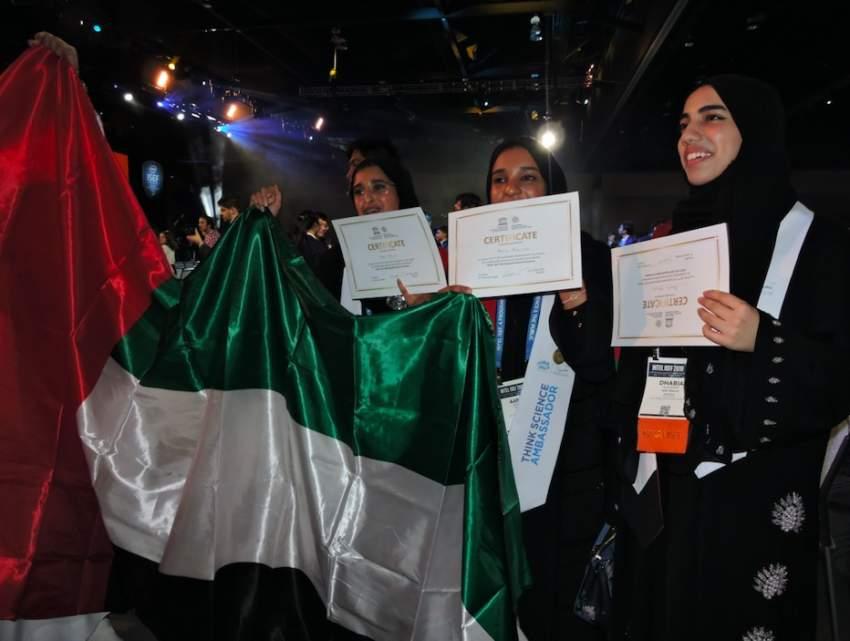 «درع اللاجئين» الإماراتي يحصد جائزة الأمم المتحدة للتنمية المستدامة