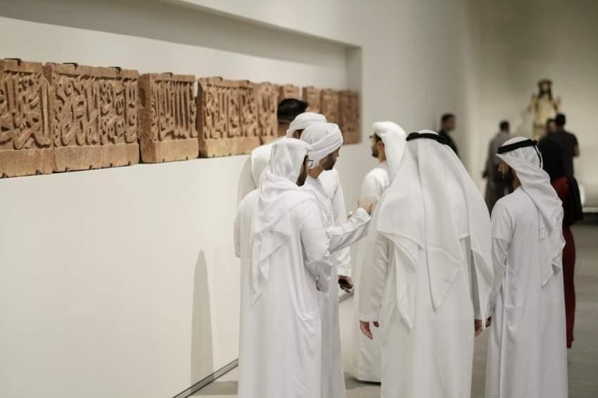 10 آلاف زائر لـ «لوفر أبوظبي» في اليوم العالمي للمتاحف