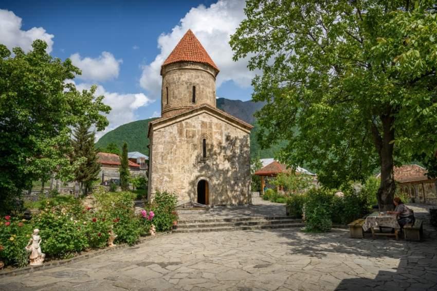 Kish temple