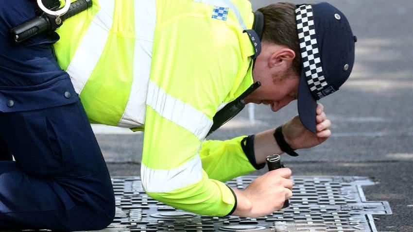 الشرطة البريطانية تأكدت من خلو جسم عثر عليه بمنطقة وايتهول في لندن