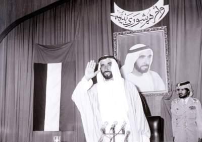 الشيخ زايد بن سلطان آل نهيان، طيب الله ثراه.