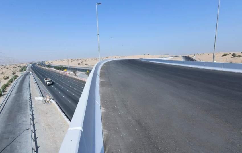 «طرق دبي» تنجز 90% من مشروع تطوير محور شارع طرابلس